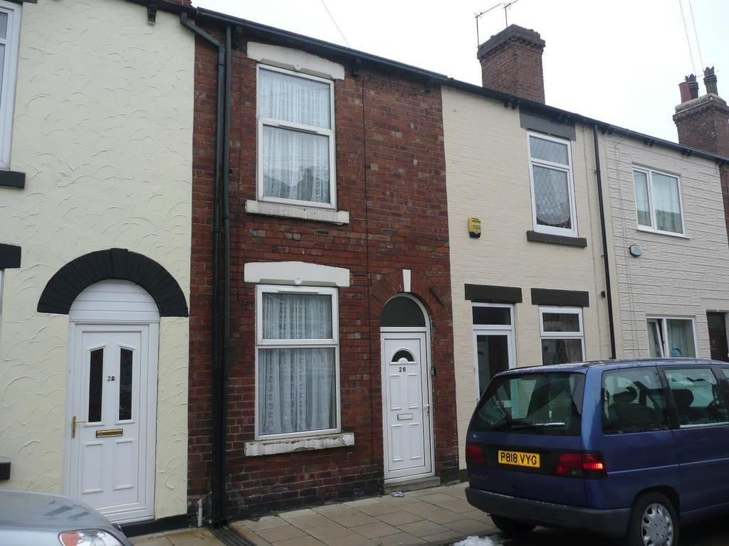 2 Bedrooms Terraced House for sale in Rhodes Street, Castleford
