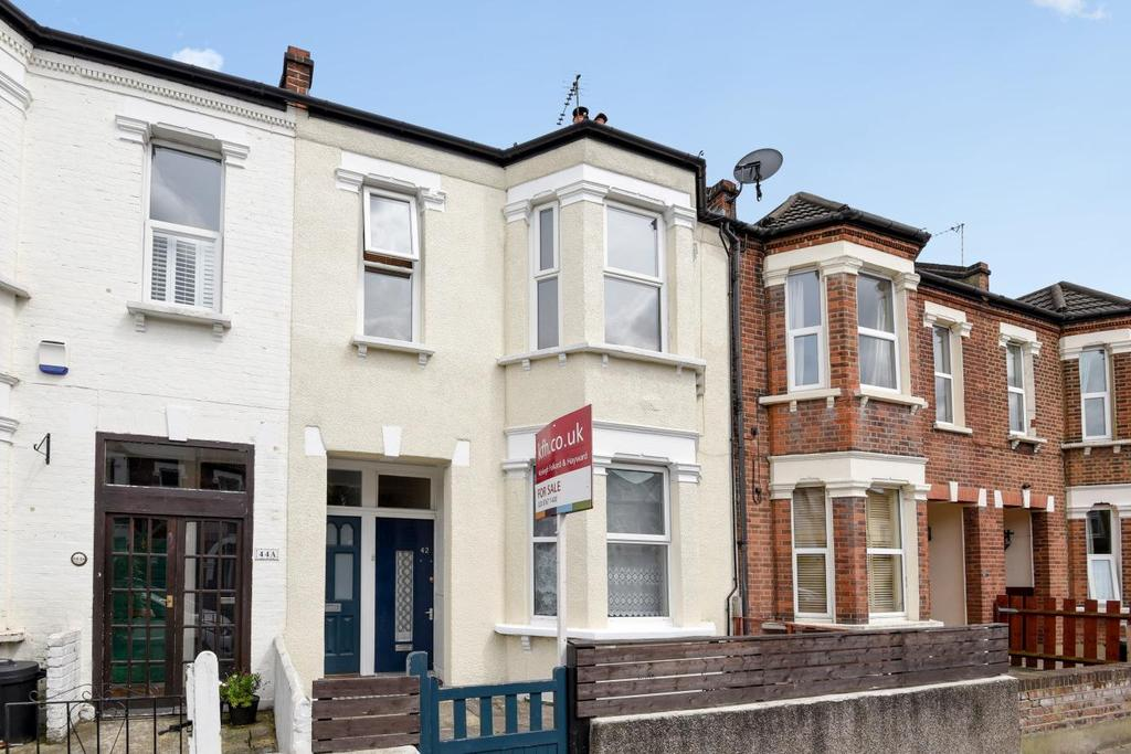 2 Bedrooms Maisonette Flat for sale in Bickersteth Road, Tooting
