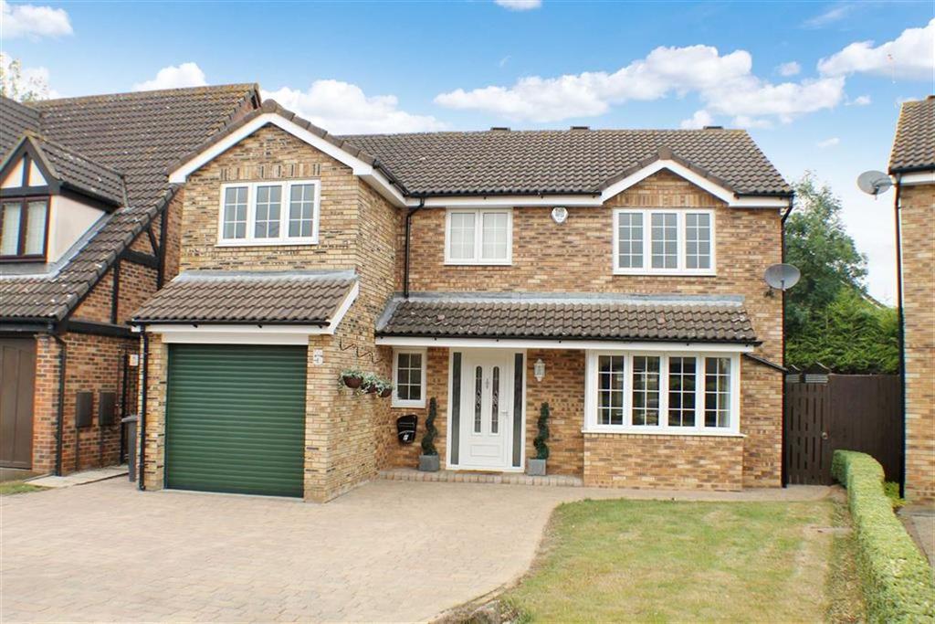 4 Bedrooms Detached House for sale in Prebendal Drive, Slip End, Beds, LU1