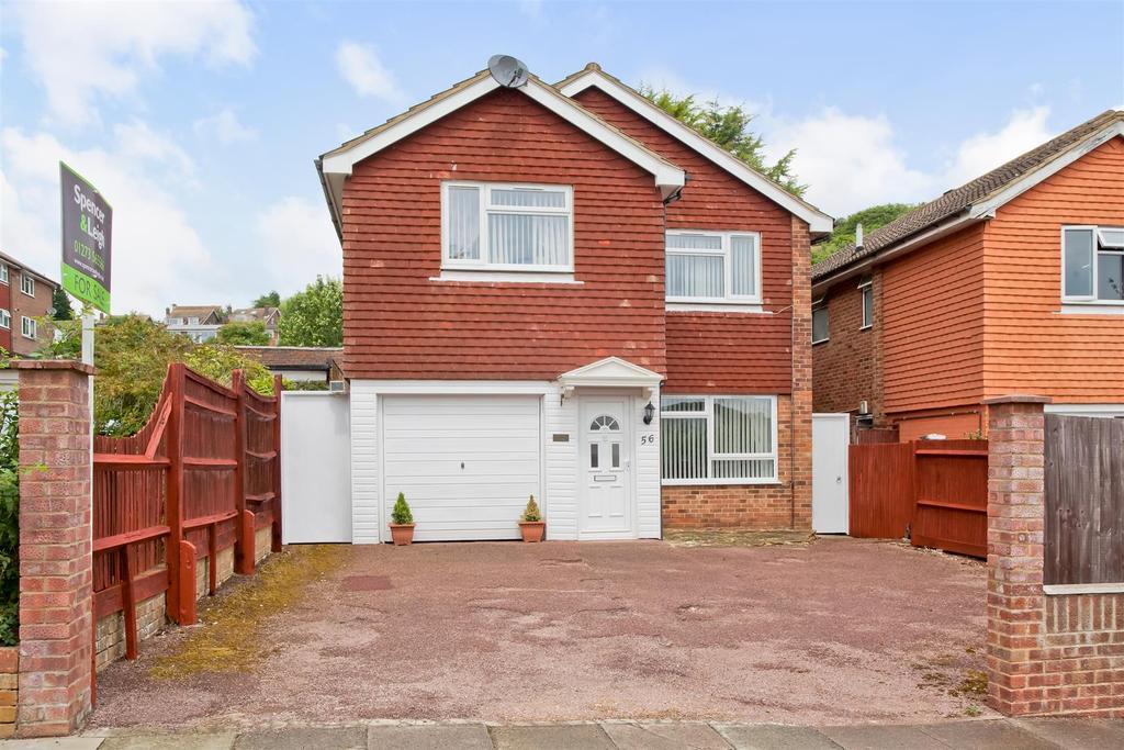 4 Bedrooms Detached House for sale in Bankside, Westdene, Brighton