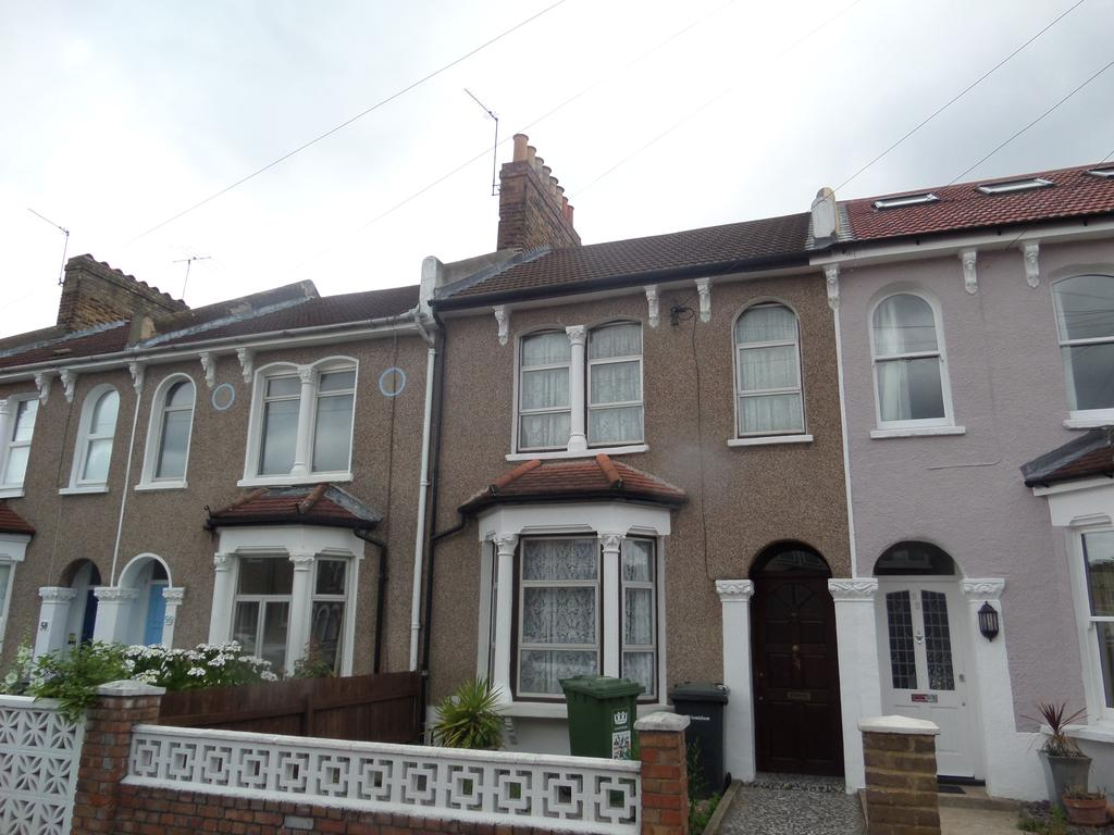 3 Bedrooms Terraced House for sale in Braxfield Road, London