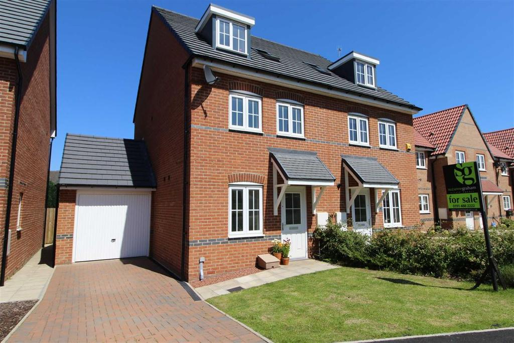 3 Bedrooms Town House for sale in Aspen Grove, Burnopfield, Newcastle Upon Tyne