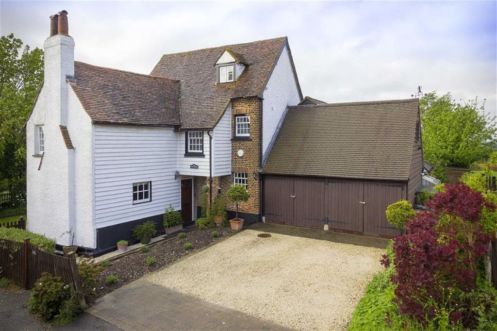5 Bedrooms Detached House for sale in West End Lane, Essendon, Hertfordshire
