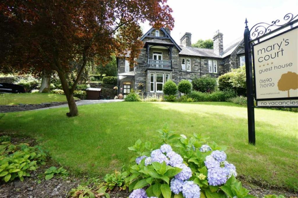 9 Bedrooms Semi Detached House for sale in Betws Y Coed, Conwy