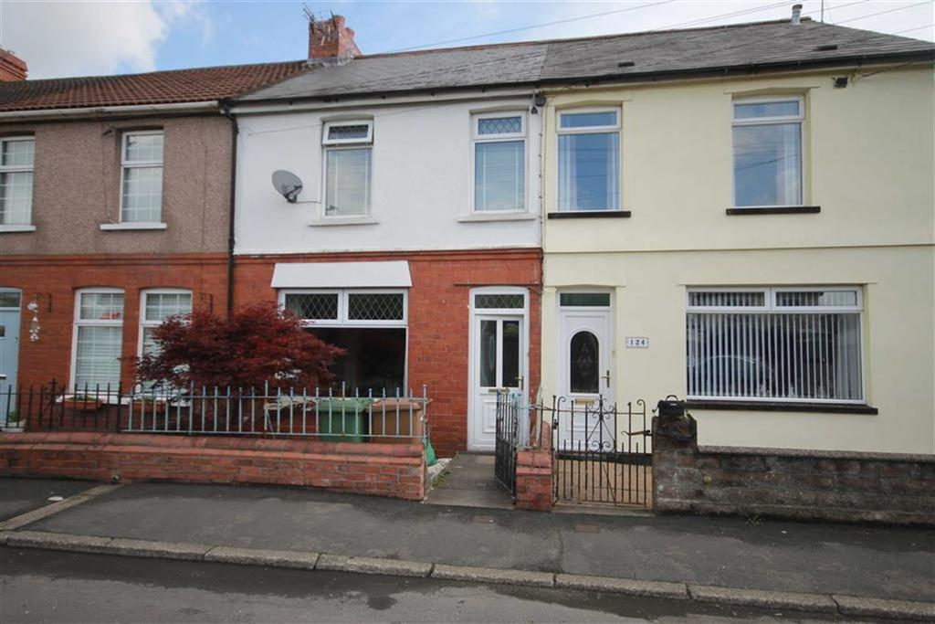 2 Bedrooms Terraced House for sale in Pandy Road, Bedwas, Caerphilly, CF83