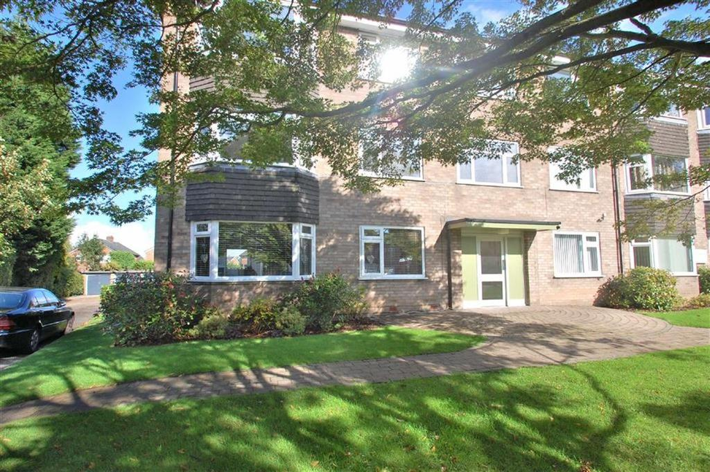 2 Bedrooms Flat for sale in Ackersley Court, Cheadle Hulme, Stockport