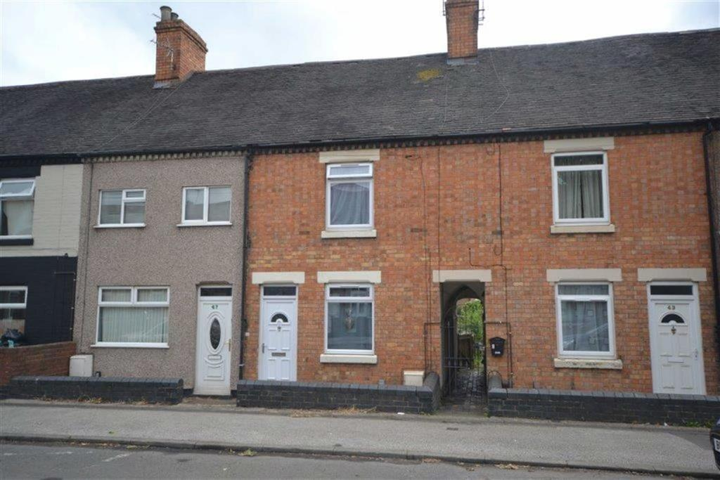 2 Bedrooms Terraced House for sale in Church Road, Stockingford, Nuneaton