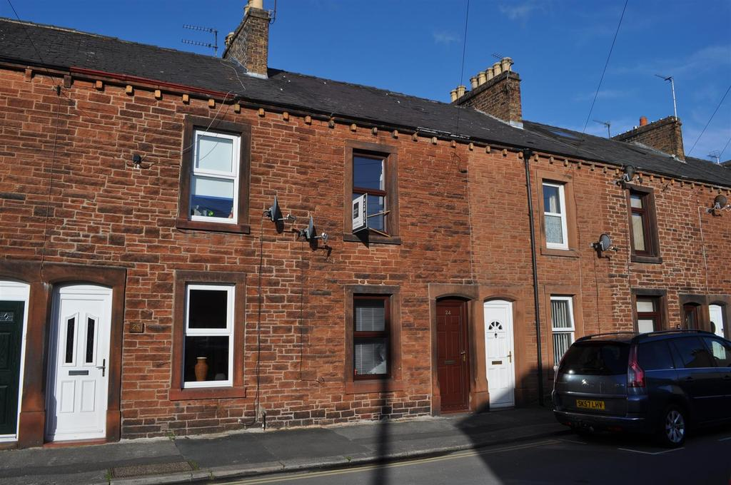 3 Bedrooms Terraced House for sale in Mill Street, Penrith