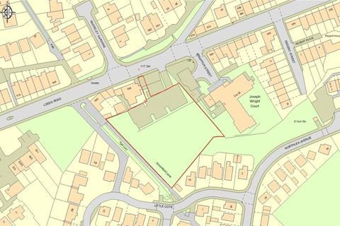 Plot for sale - Leeds Road, Thackley, Bradford, West Yorkshire