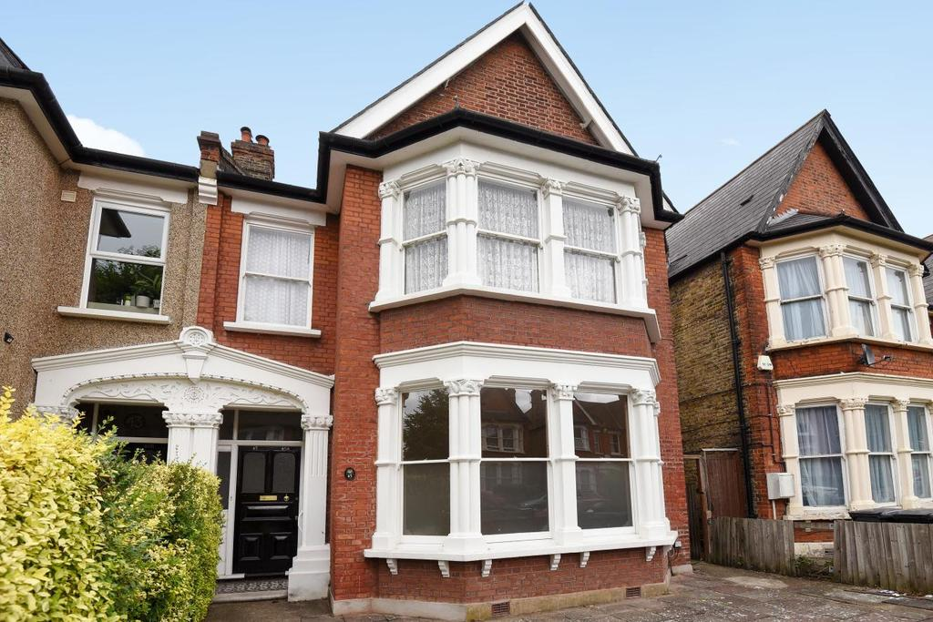 3 Bedrooms Flat for sale in Bargery Road, Catford