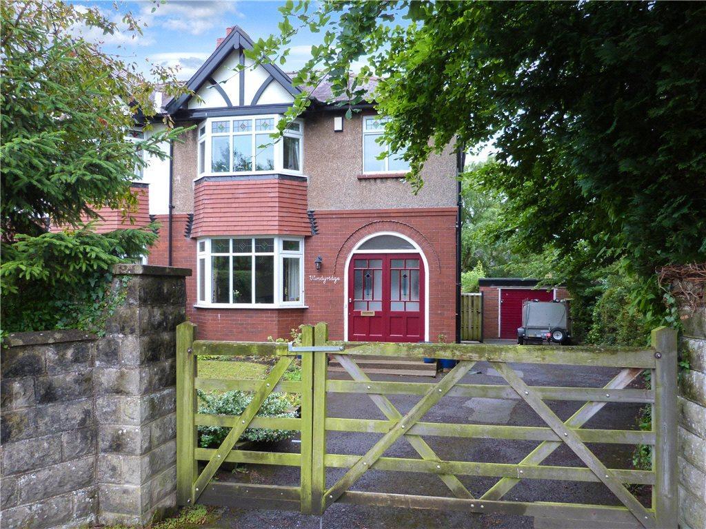 3 Bedrooms Semi Detached House for sale in Crag Lane, Knaresborough, North Yorkshire