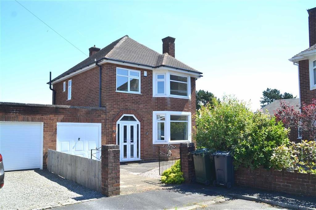 3 Bedrooms Detached House for sale in Fieldway, Little Sutton, CH66