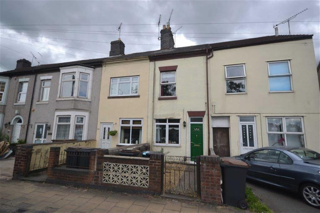 2 Bedrooms Terraced House for sale in Old Hinckley Road, Nuneaton, Nuneaton