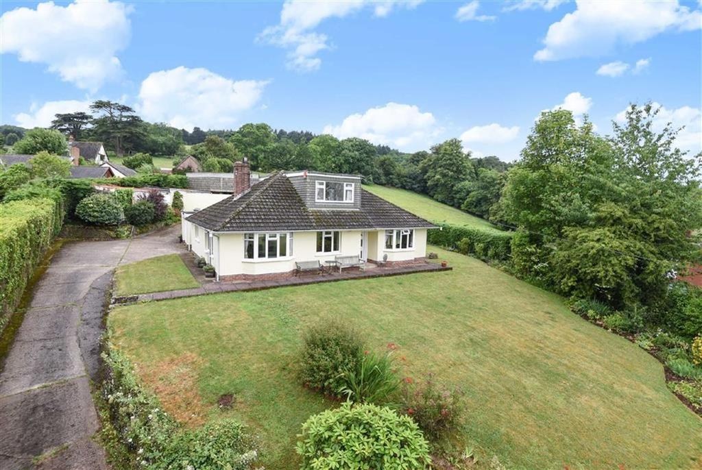 3 Bedrooms Detached House for sale in Dunchideock, Exeter, Devon, EX2