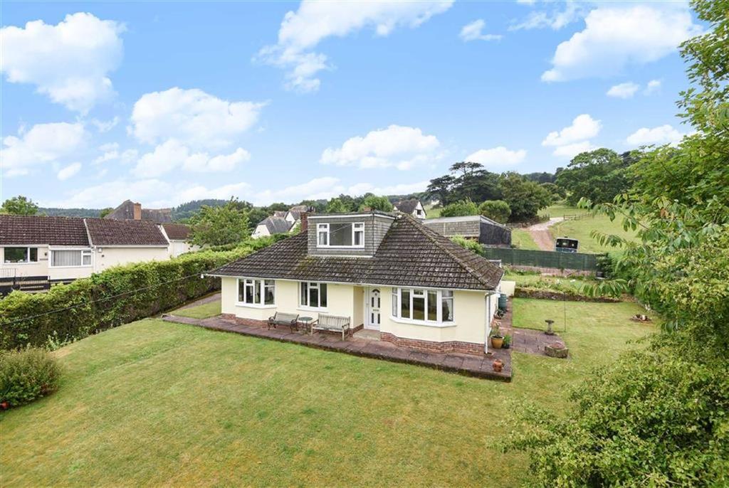 3 Bedrooms Detached House for sale in Dunchideock, Exeter, Devon, EX2