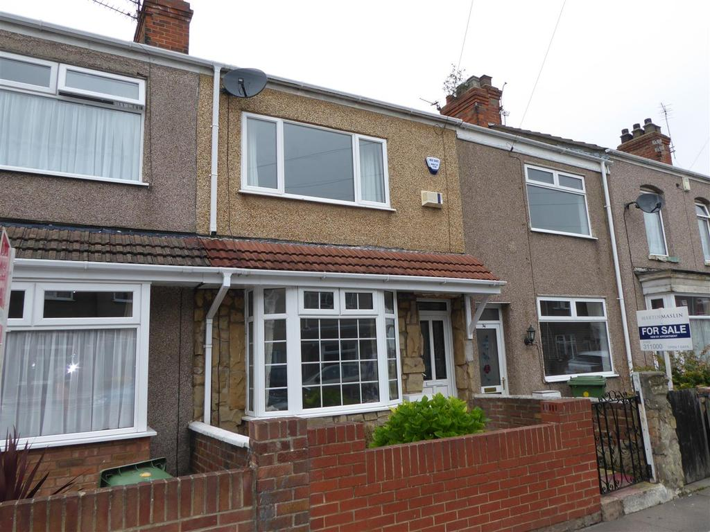 3 Bedrooms Terraced House for sale in Combe Street, Cleethorpes