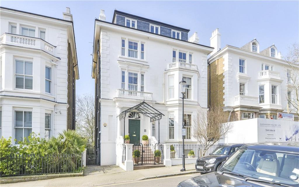 7 Bedrooms Detached House for sale in Phillimore Gardens, Kensington, London, W8