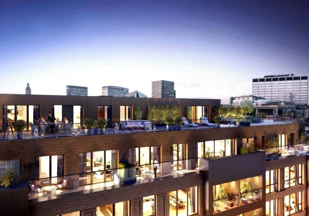 3 Bedrooms Flat for sale in Westminster Quarter, London, SW1P