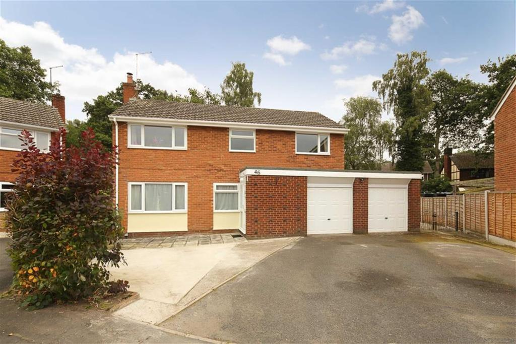 4 Bedrooms Detached House for sale in Woodlands Grove, Whitchurch, SY13