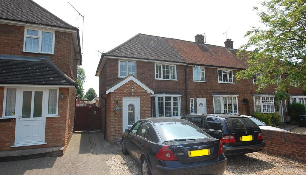 3 Bedrooms End Of Terrace House for sale in Hampden Road, Hitchin