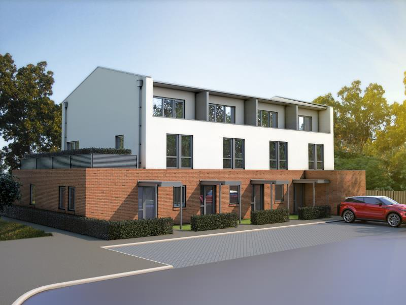 1 Bedroom Apartment Flat for sale in APARTMENT 3, GARMONT COURT, CHAPEL ALLERTON LS7 3LY