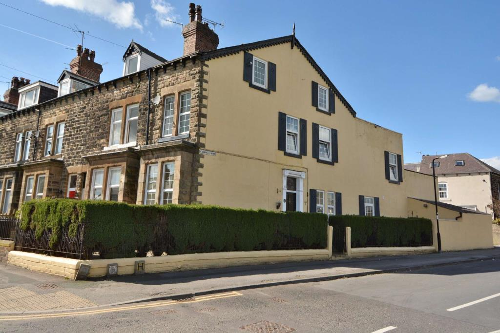 5 Bedrooms Terraced House for sale in Cromwell Road, Harrogate, North Yorkshire