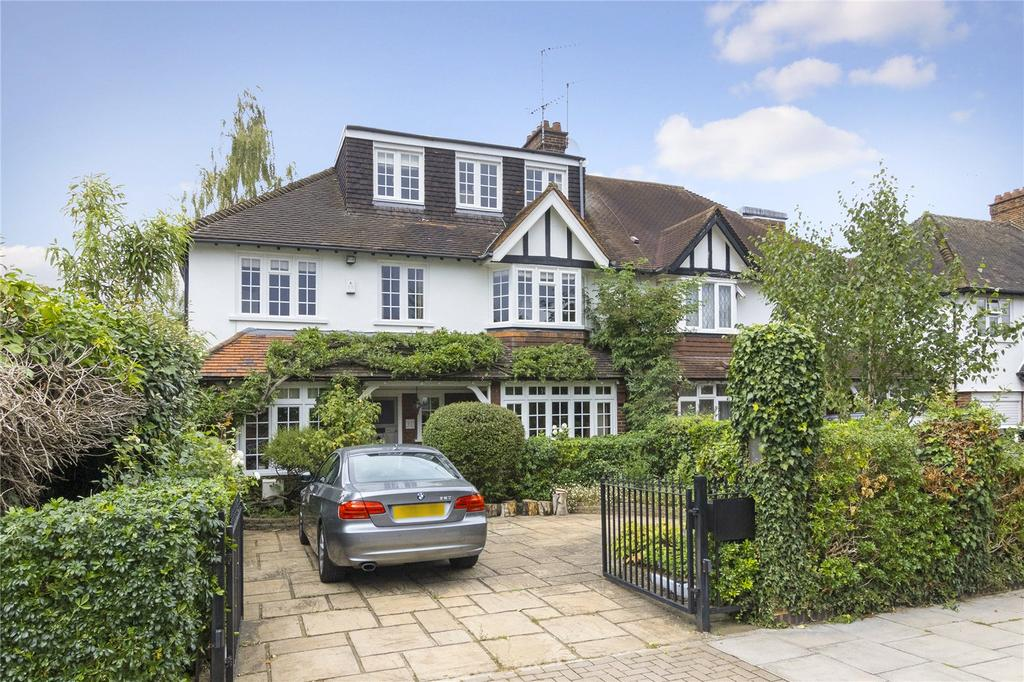 5 Bedrooms Semi Detached House for sale in Devonshire Gardens, Chiswick, London
