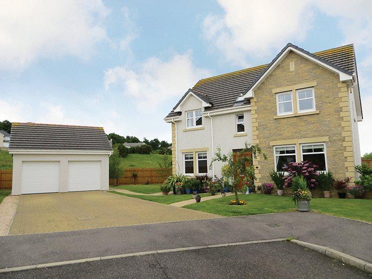 5 Bedrooms Detached House for sale in Slackbuie Way, Inverness