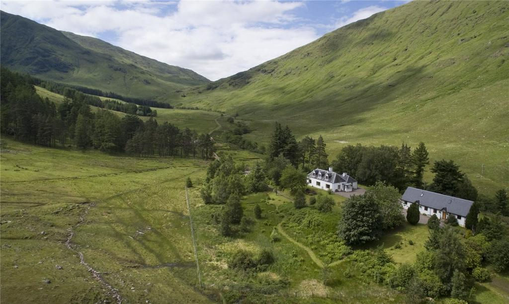 4 Bedrooms Detached House for sale in Glencoe, Ballachulish, Argyll