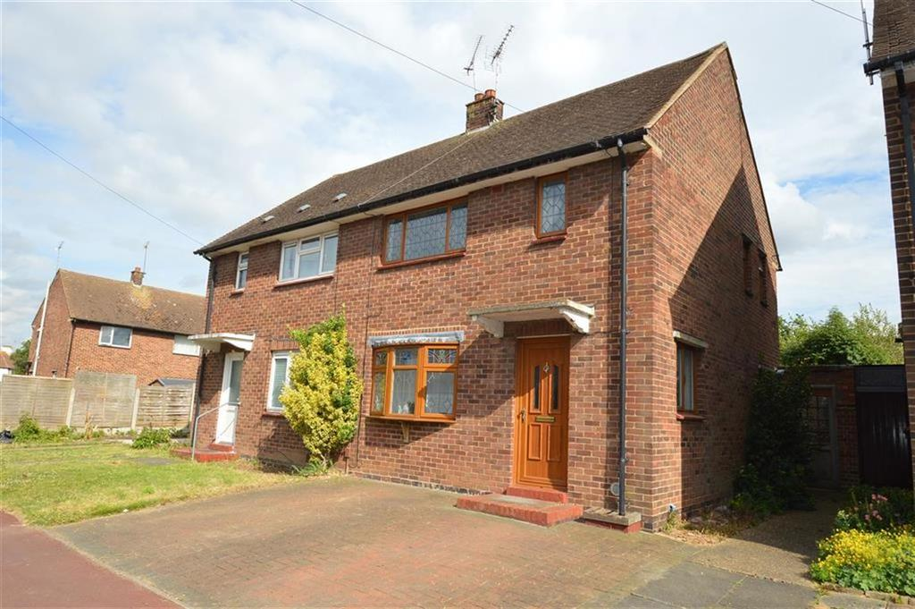 2 Bedrooms Semi Detached House for sale in Sidmouth Avenue, Westcliff On Sea, Essex