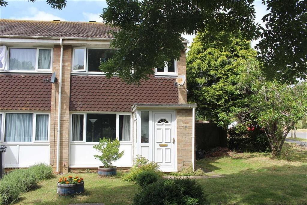 3 Bedrooms End Of Terrace House for sale in Barn Rise, Seaford