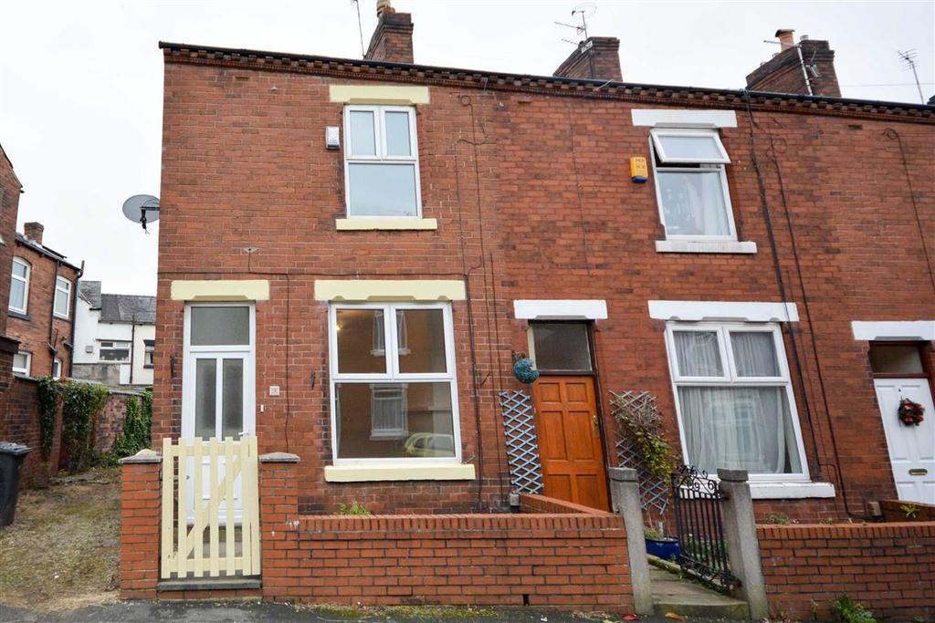 3 Bedrooms End Of Terrace House for sale in Shaw Street, Swinley, Wigan, WN1
