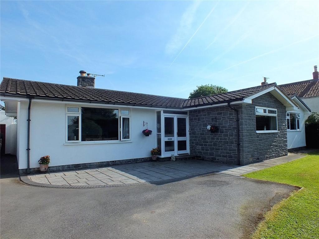 4 Bedrooms Detached Bungalow for sale in The Causeway, Mark, Somerset, TA9