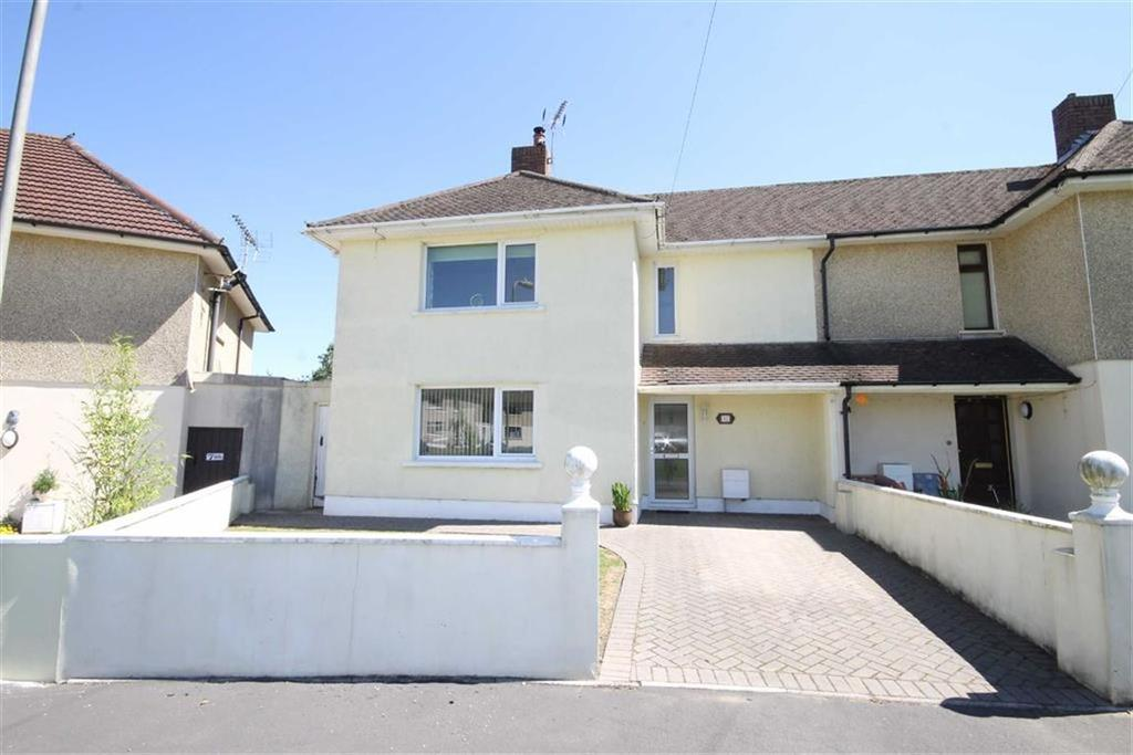 3 Bedrooms Semi Detached House for sale in Heol Ganol, Caerphilly, CF83