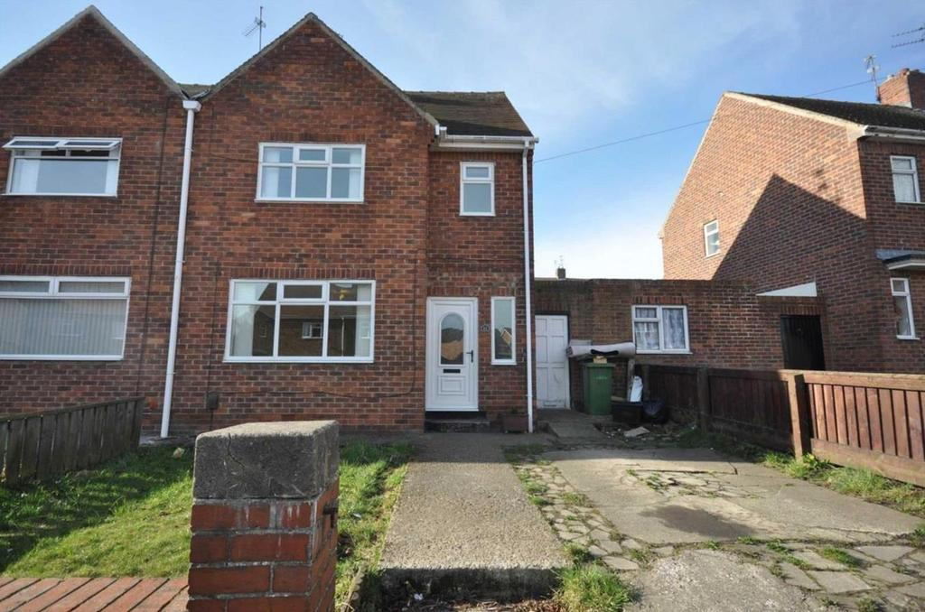 2 Bedrooms Semi Detached House for sale in Oxford Close, Silksworth, Sunderland