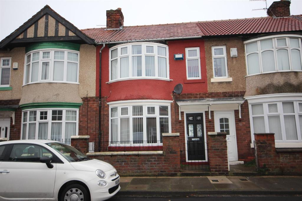 3 Bedrooms Terraced House for sale in Welldeck Road, Hartlepool