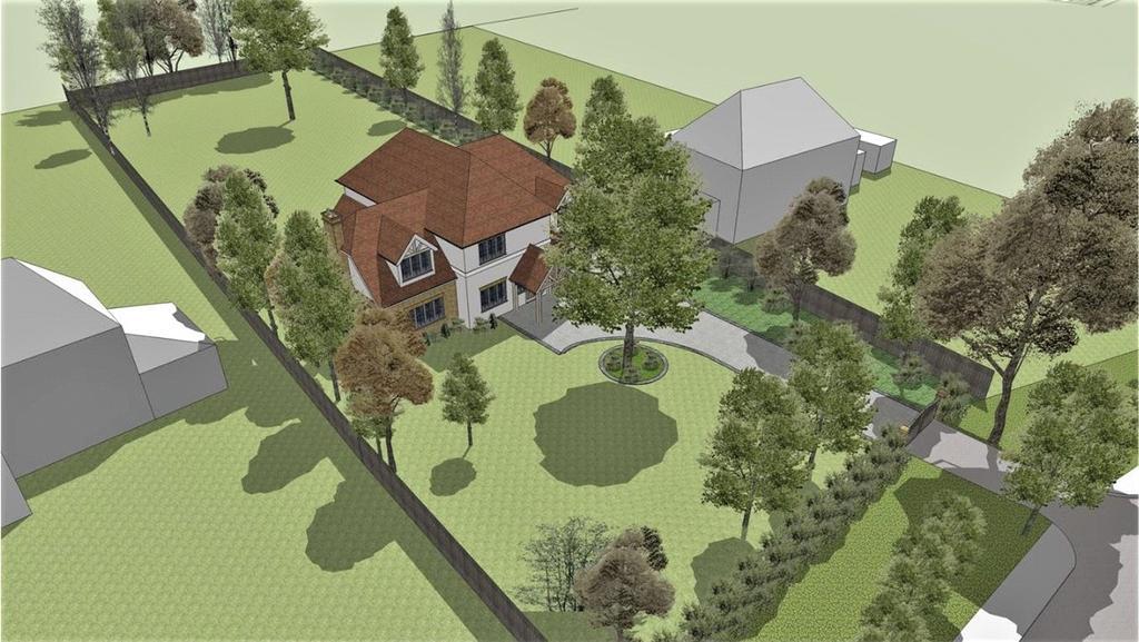 4 Bedrooms Detached House for sale in Burnham Green Road, Welwyn, Hertfordshire