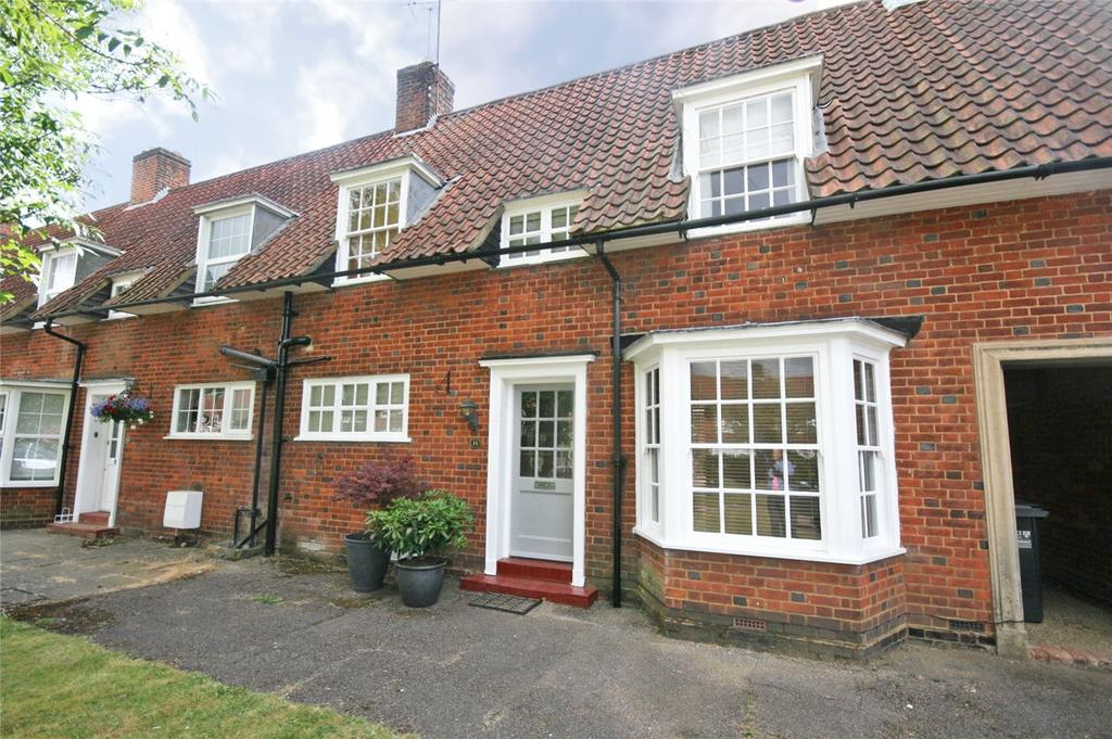 3 Bedrooms Terraced House for sale in Longcroft Lane, Welwyn Garden City, Hertfordshire