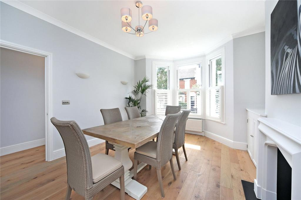 5 Bedrooms House for sale in Anselm Road, London, SW6