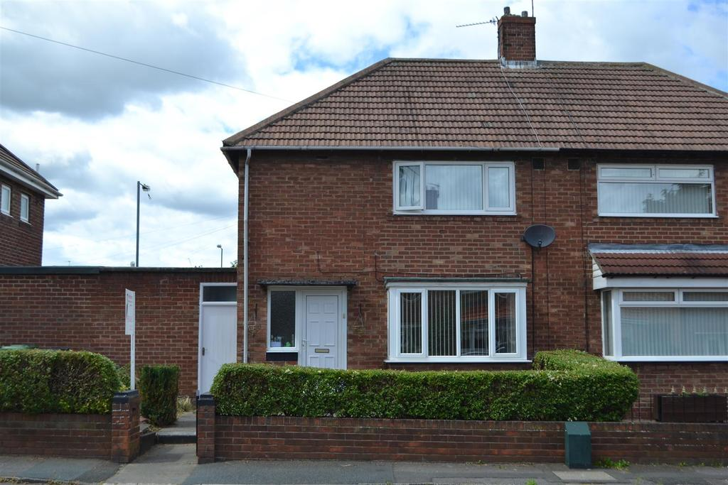 2 Bedrooms Semi Detached House for sale in Runnymede Road, Redhouse, Sunderland