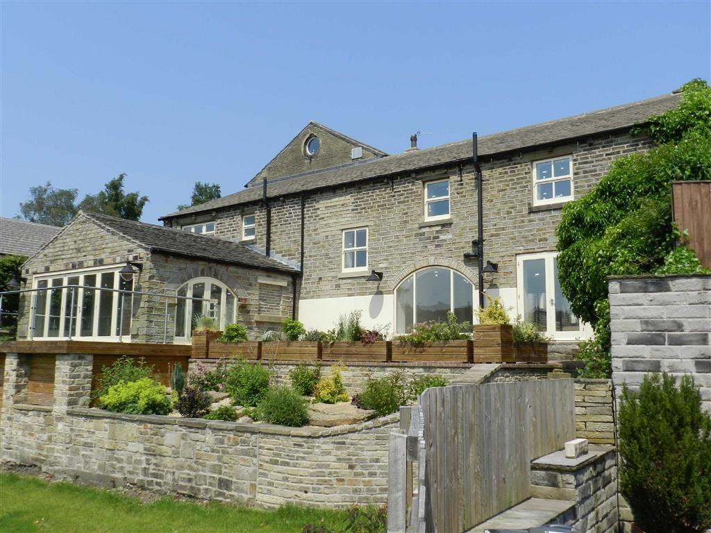 5 Bedrooms Link Detached House for sale in Off Spring Lane, Holmfirth, HD9