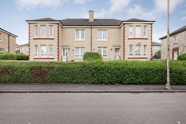 3 Bedrooms Flat for sale in 61 Whitburn Street, Carntyne, Glasgow, G32 6RE