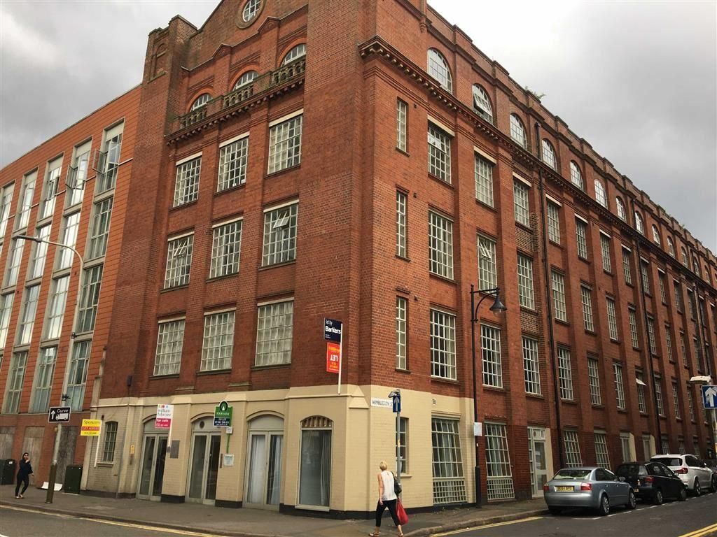 St Georges Mill Leicester 1 Bed Apartment 163 650 Pcm 163