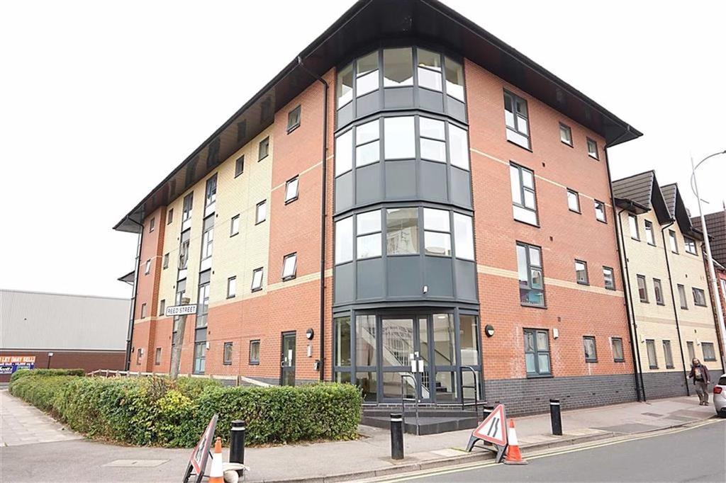 1 Bedroom Flat for sale in 1 Reed Street, Hull, Hull, HU2
