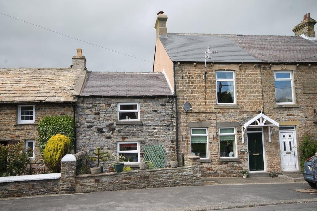 3 Bedrooms Terraced House for sale in Daddry Shield, Bishop Auckland