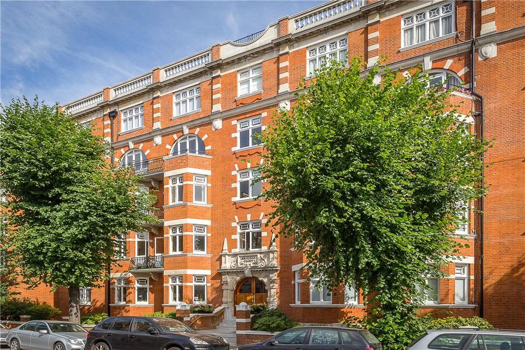 3 Bedrooms Flat for sale in Abingdon Court, Abingdon Villas, London, W8