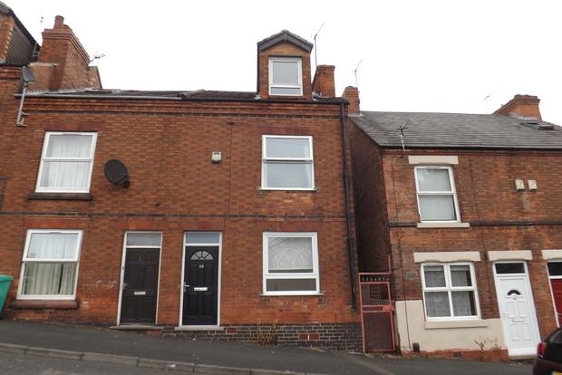 3 Bedrooms End Of Terrace House for sale in Leighton Street, St Anns, Nottingham, NG3
