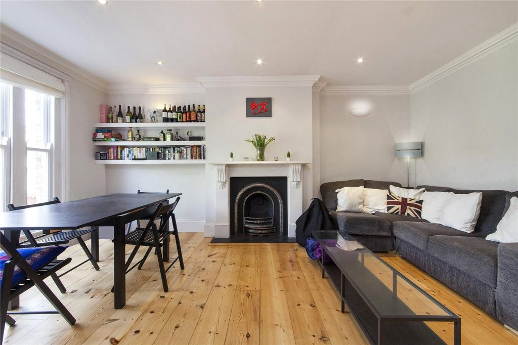 2 Bedrooms Flat for sale in Blackstock Road, Highbury, London