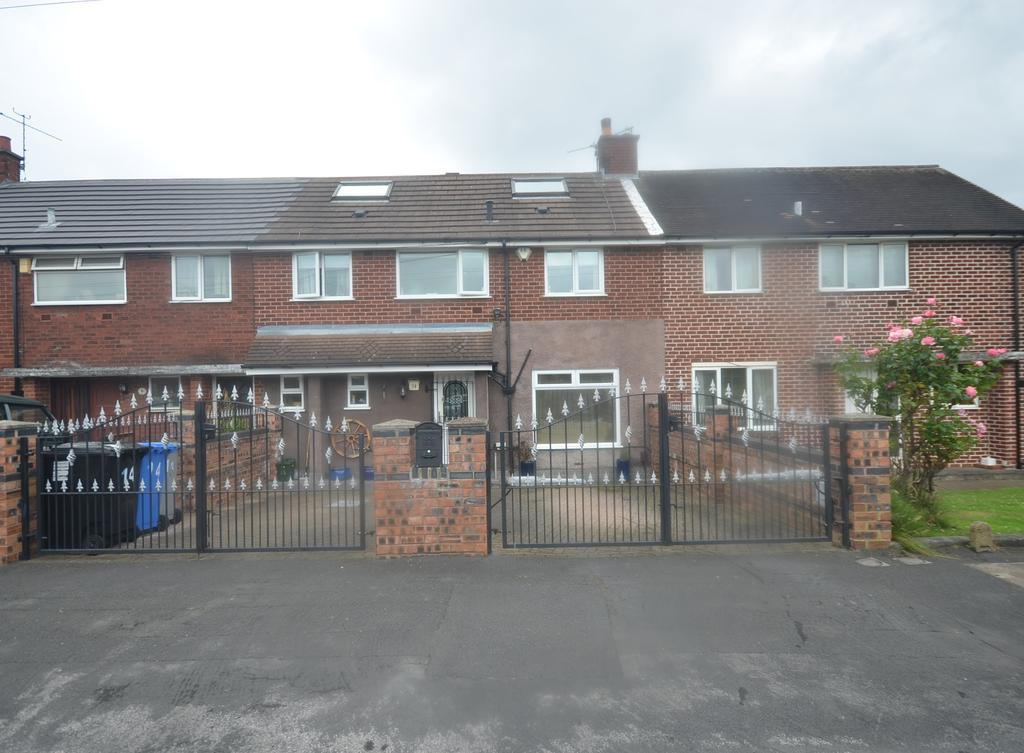 3 Bedrooms Terraced House for sale in Mossfield Road, Timperley, Altrincham WA15