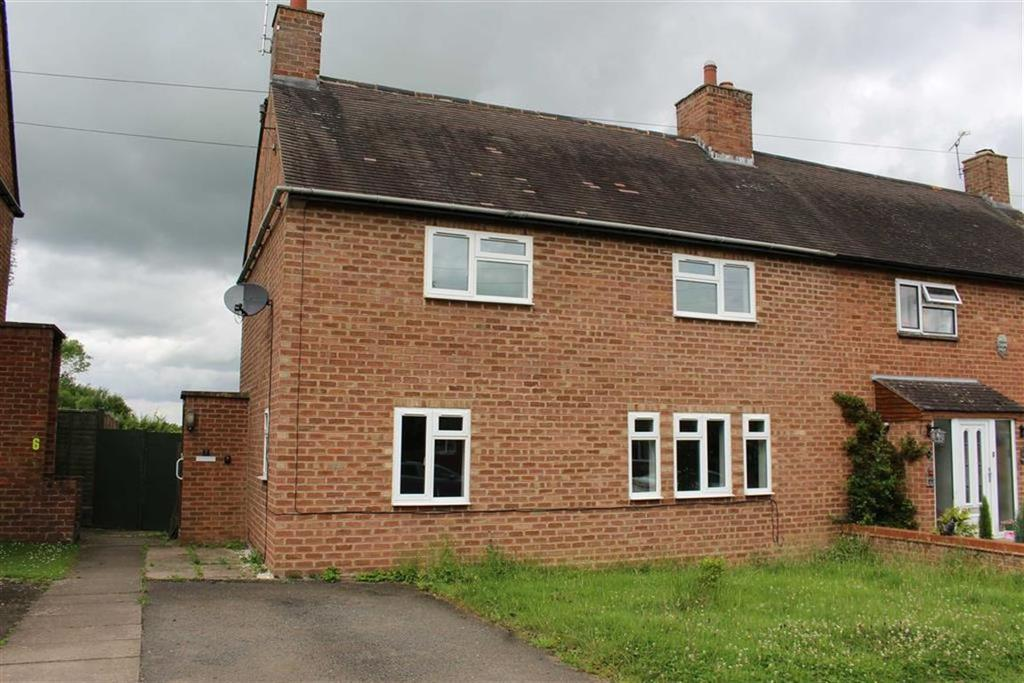 3 Bedrooms Semi Detached House for sale in Grants Close, Fenny Compton, CV47